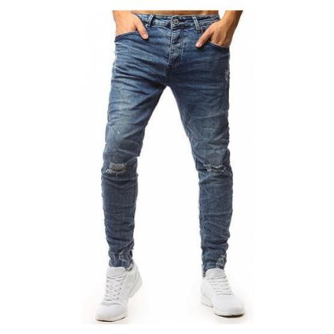 Men's blue jeans pants UX1556 DStreet