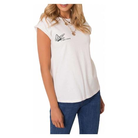 Smotanové dámske tričko