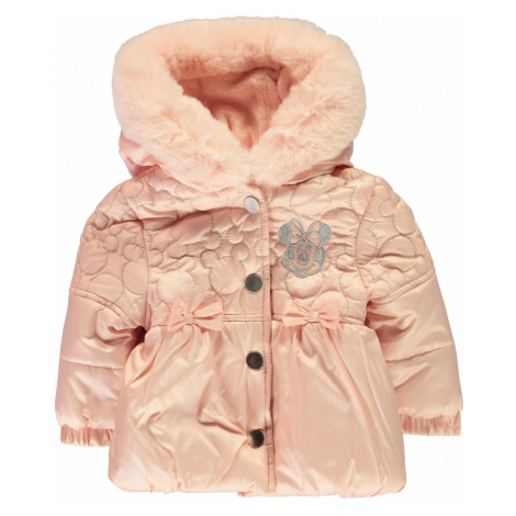 Character Padded Coat Baby Minnie Mouse