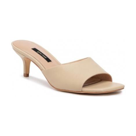 Sandále Gino Rossi 119AL3952 koža(useň) lícová