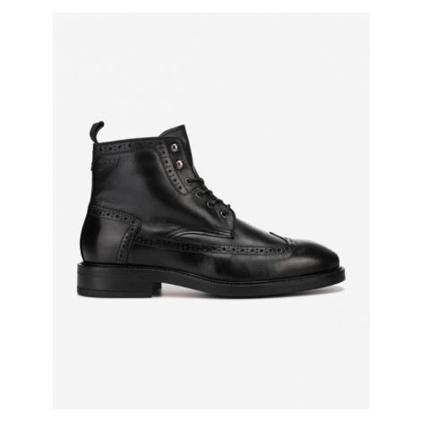 Gant Flairville Mid Členkové topánky Čierna