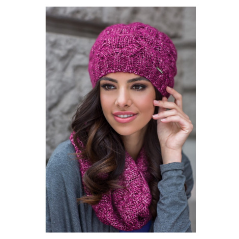 Kamea Woman's Snood K.17.813.20 Raspberry