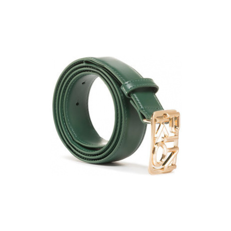 Pinko Dámsky opasok Fischio Small Simply Belt Al 20-21 PLT01 1H20S4 Y5F Zelená