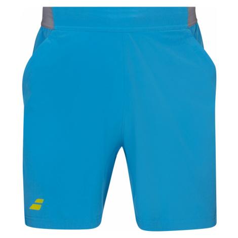 """Pánske šortky Babolat Compete Short 7"""" Blue"""