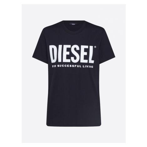 DIESEL Tričko 'T-SILY-WX T-SHIRT'  čierna