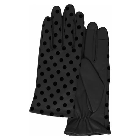 Ichi čierne rukavice A Fiona