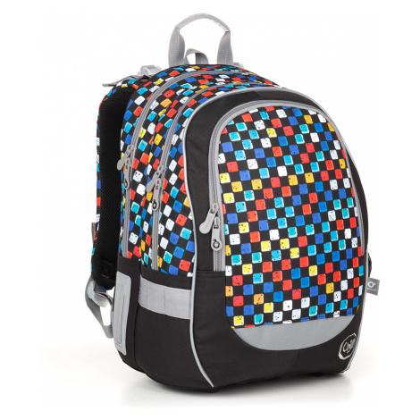 Školská taška Topgal CODA 18020 B