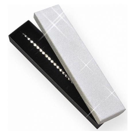 JK Box Darčeková krabička na náramok alebo náhrdelník MG-9 / AG JKbox