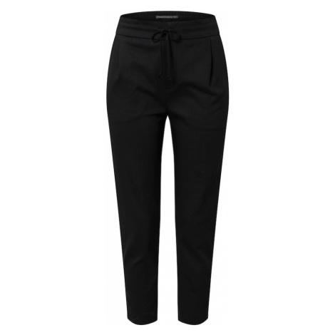 DRYKORN Plisované nohavice 'Level'  čierna