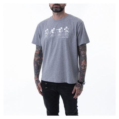 Wood Wood x Disney Bobo T-shirt 12025701-2334 GREY MELANGE