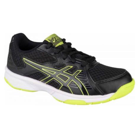 Asics UPCOURT 3 GS čierna - Detská volejbalová obuv