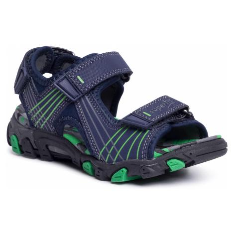 Sandále SUPERFIT - 6-00100-81 M Ocean Kombi