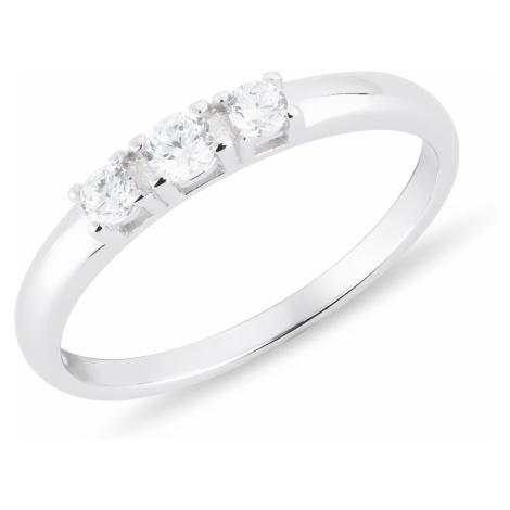 OLIVIE Detský prsteň 3 ZIRKÓNY 4715