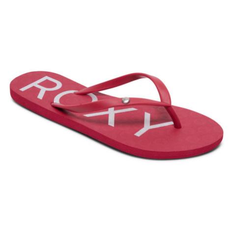Roxy SANDY III červená - Dámske žabky