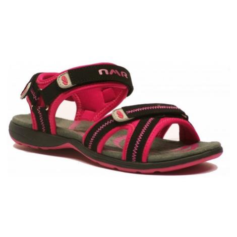 Numero Uno LUZIA L ružová - Dámske trekové sandále