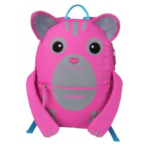 Lewro DIXIE 9 ružová - Detský batoh