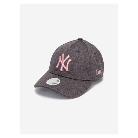 New York Yankees Tech Grey 9Forty Kšiltovka New Era Farebná