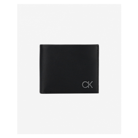 Calvin Klein Bifold 5CC Peňaženka Čierna