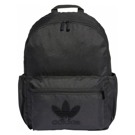 adidas Cl Bp Prem Logo Backpack Black-One size čierne FM0724-One size