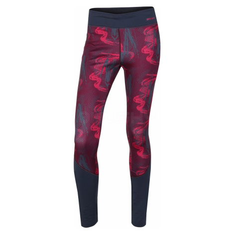 Husky Active winter pants figová, Dámske termo nohavice - jeseň, zima
