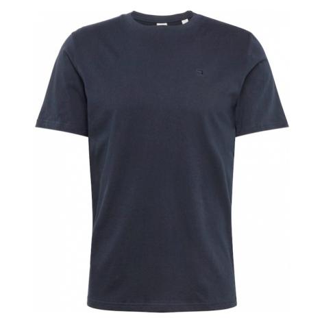 SCOTCH & SODA Tričko  námornícka modrá