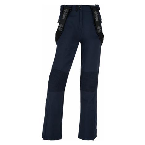 Women's softshell pants Dione-w dark blue - Kilpi