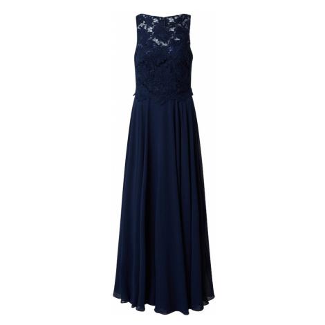 mascara Večerné šaty  tmavomodrá / námornícka modrá
