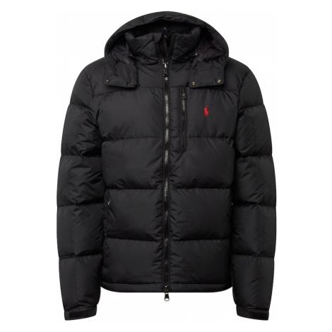 POLO RALPH LAUREN Zimná bunda 'EL CAP'  čierna