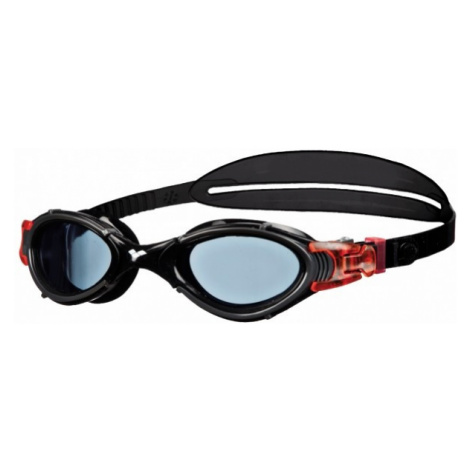 Arena NIMESIS CRYSTAL LARGE čierna - Plavecké okuliare