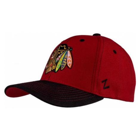 Zephyr STAPLE CAP CHICAGO BH červená - Šiltovka