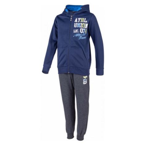 Lewro SHANON modrá - Dievčenská tepláková súprava