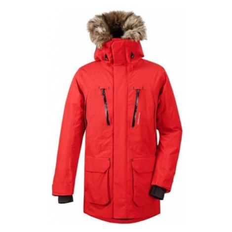 Kabát D1913 MARCO 503203-382 - červená