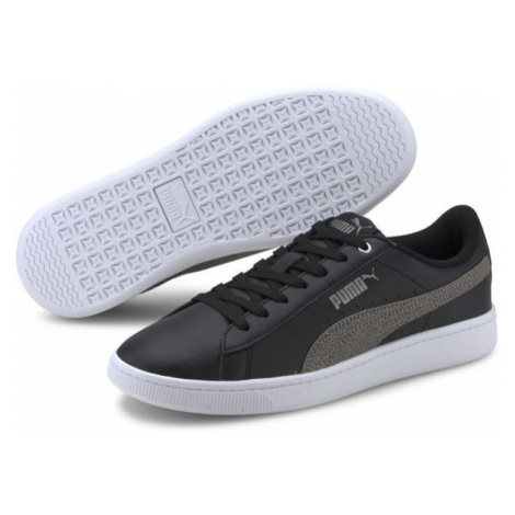 Puma VIKKY V2 METALIC čierna - Dámska obuv na voľný čas