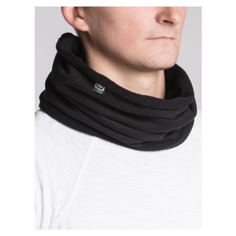 Ombre Clothing Men's snood A063 Black
