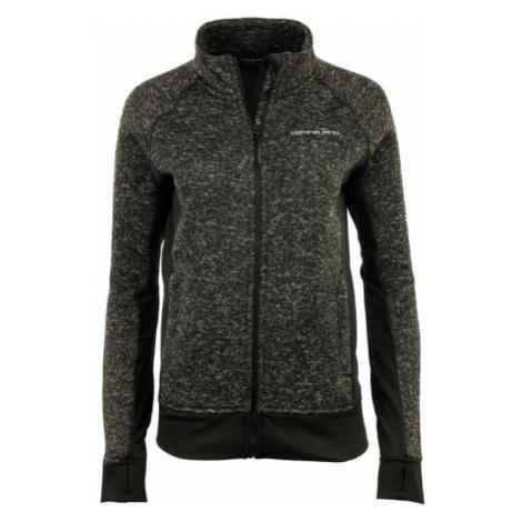 ALPINE PRO VEDA čierna - Dámsky sveter