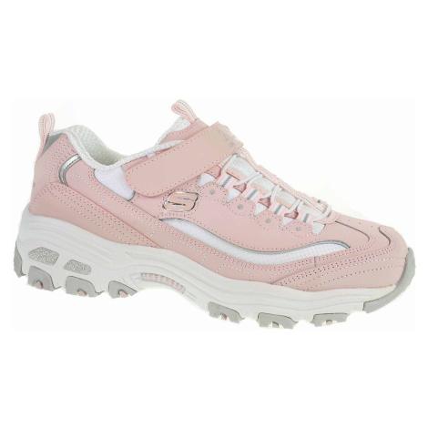 Skechers D´Lites - Crowd Appeal light pink-white 80588L LPKW