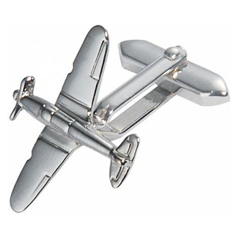 Starck Schmuck Manžetové gombíky Lietadlo 35.494R