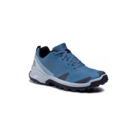 Salomon Trekingová obuv Xa Collider W 411139 20 V0 Modrá