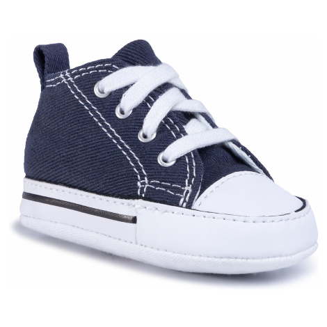 Poltopánky CONVERSE - First Star Hi 88865C  Navy