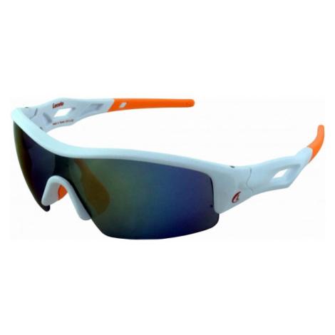 Laceto LT-SA1487-W MILO biela - Športové slnečné okuliare