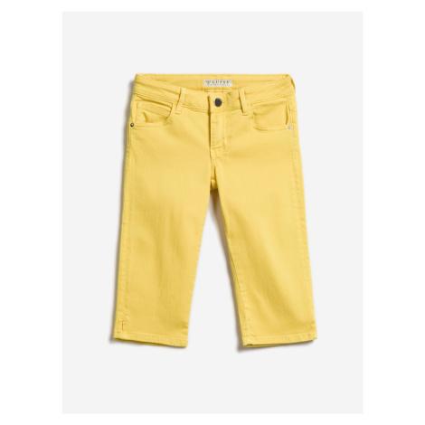 Scented Jeans dětské Guess Žltá