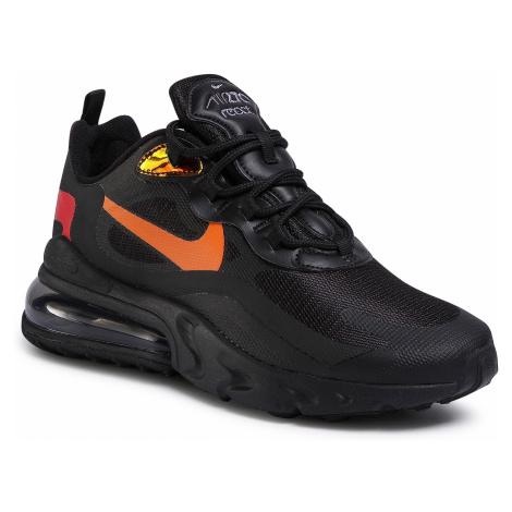 Topánky NIKE - Air Max 270 React CV1641 001 Black/Magma Orange