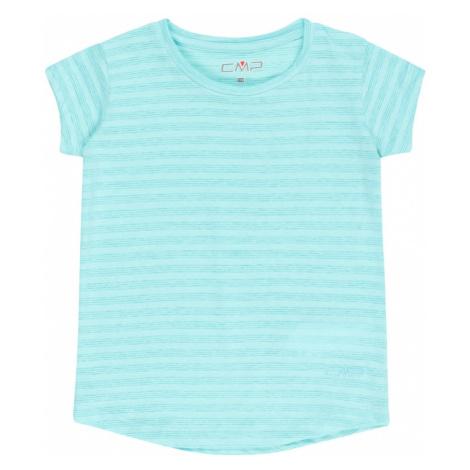 CMP Funkčné tričko  svetlomodrá / tyrkysová