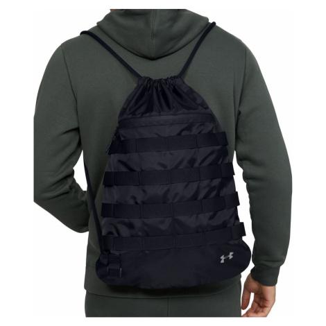 Športový vak UNDER ARMOUR Sportstyle Sackpack Black Čierna