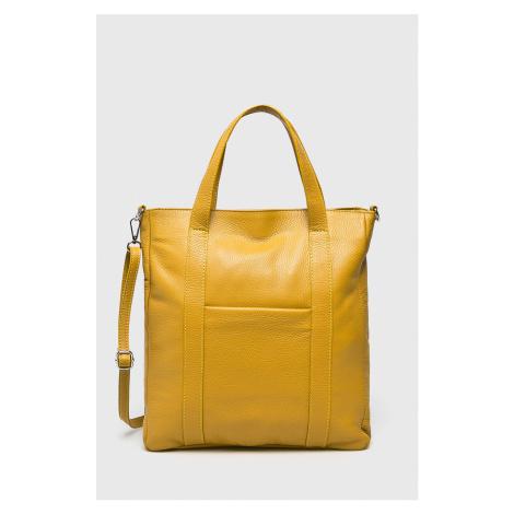 Answear - Kožená kabelka