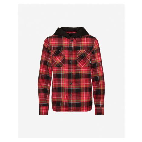 Vans Parkway Boys Košeľa detská Červená