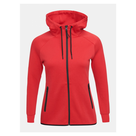 Mikina Peak Performance W Tech Zip Hood