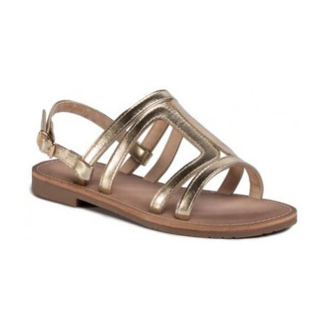 Sandále Nelli Blu CS2590-20 koža ekologická