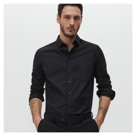 Reserved - Košeľa super slim fit - Čierna