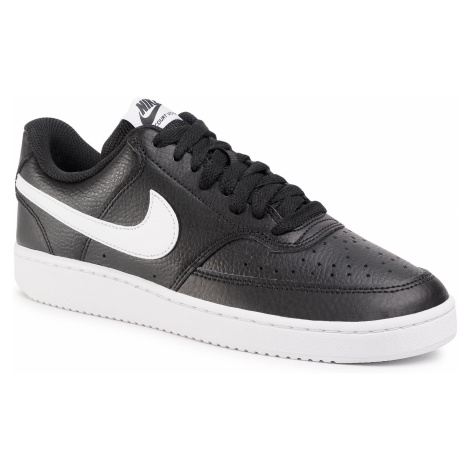 Topánky NIKE - Court Vision Low CD5434 001 Black/White
